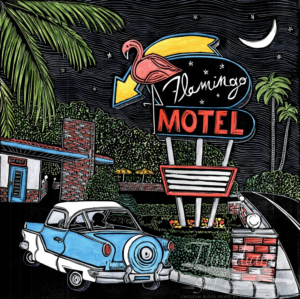 Flamingo Motel WM