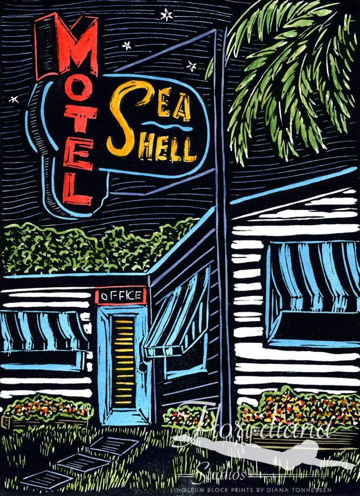 Motel Sea Shell Original WM